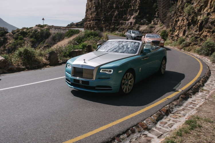 ROLLS ROYCE DAWN images 41 750x500