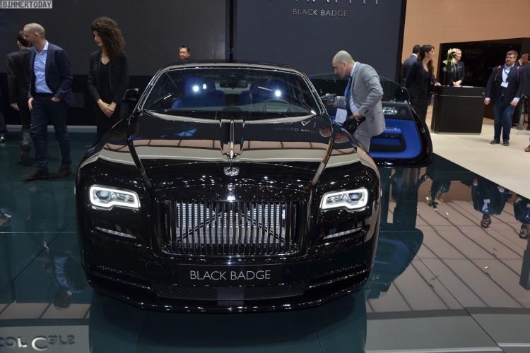 Rolls Royce Wraith Black Badge 2016 Genf Autosalon Live 13 750x500