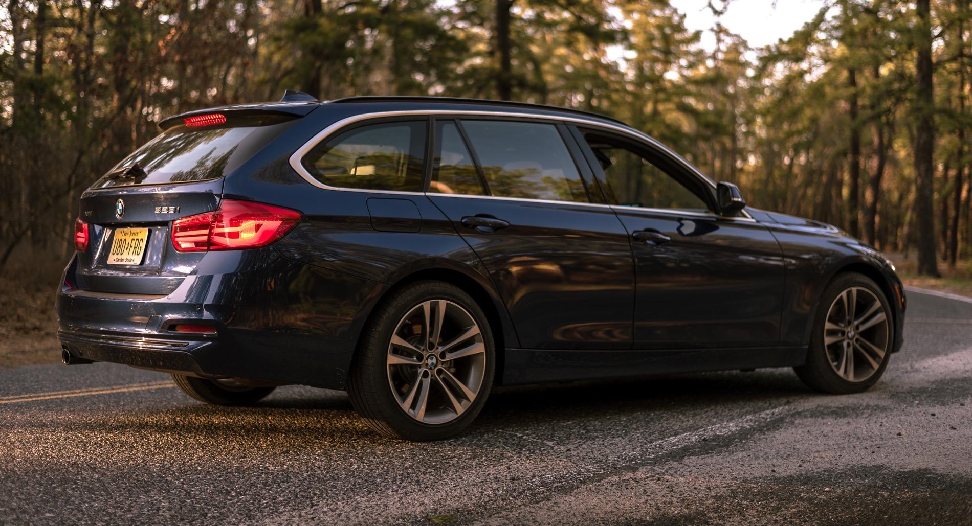 2016 Bmw 328i >> TEST DRIVE: 2016 BMW 328i xDrive Sports Wagon