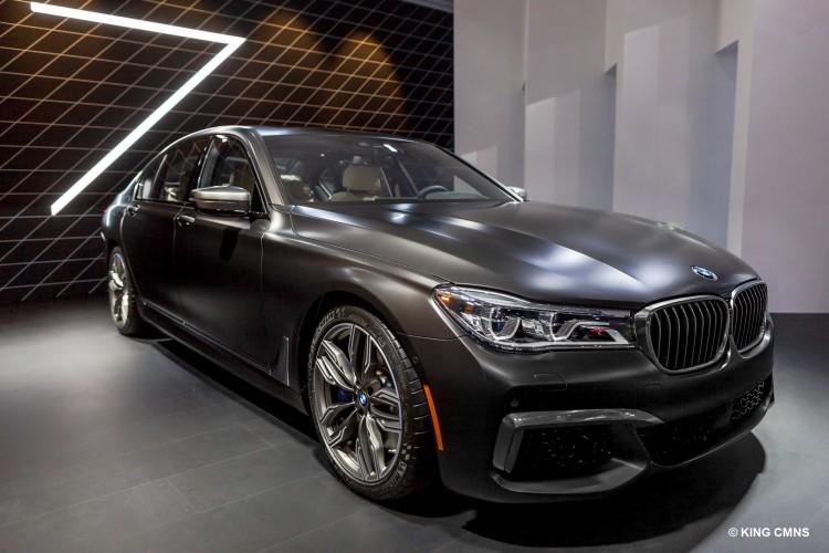 2016 BMW M760Li image 1 750x500