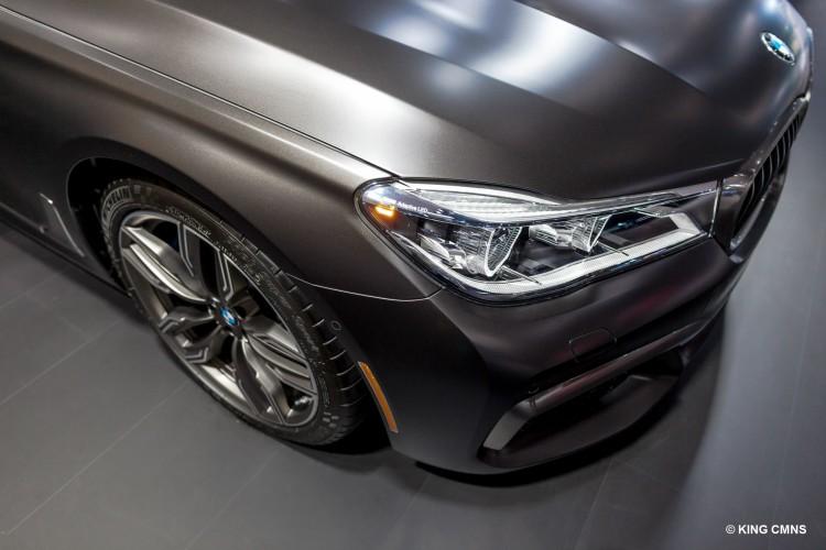 2016 BMW M760Li image 4 750x500