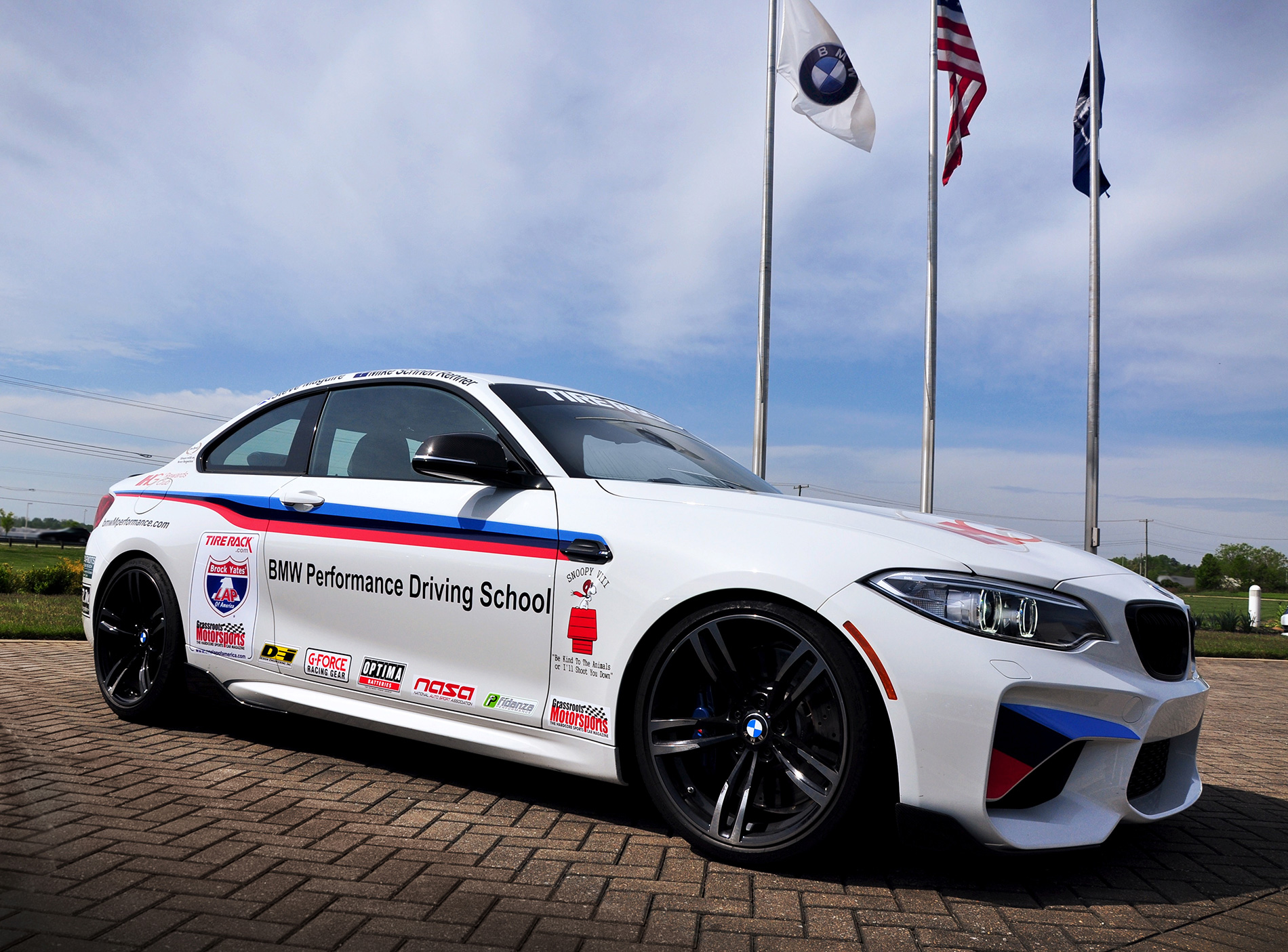 Bmw Performance Center >> The Bmw Performance Center To Contest The 2016 One Lap Of America