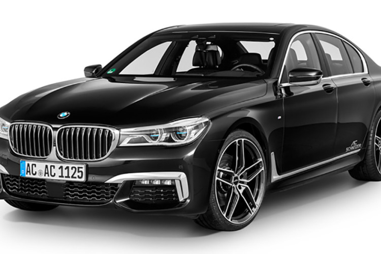 Ac Schnitzer Previews Their G11 Bmw 7 Series Tuning Program