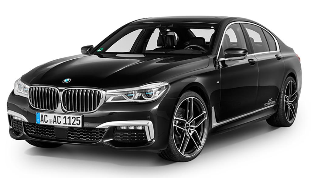 AC Schnitzer BMW 7 Series G11 1