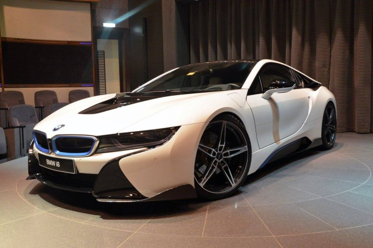 AC Schnitzer BMW i8 Tuning Abu Dhabi 02 750x500