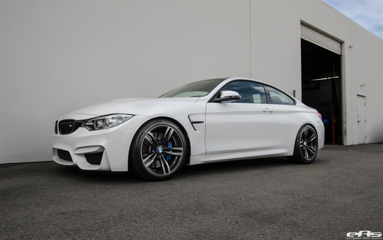 Alpine White M4 Gets Modded At European Auto Source 12 750x469
