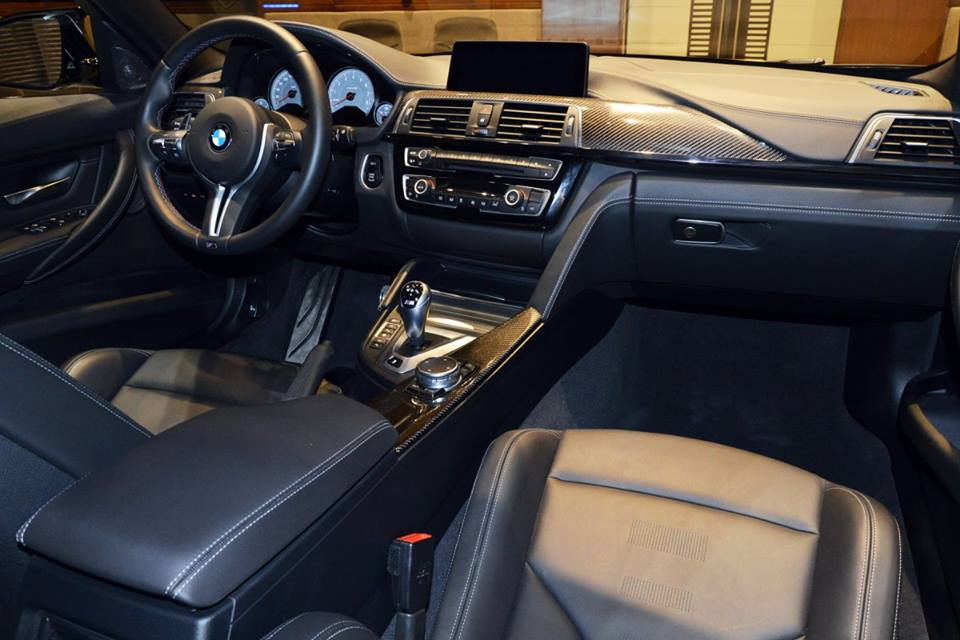 Austin Yellow BMW M3 Custom 18