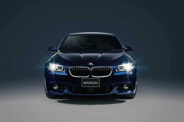 BMW 5 Series BARON 4 750x500
