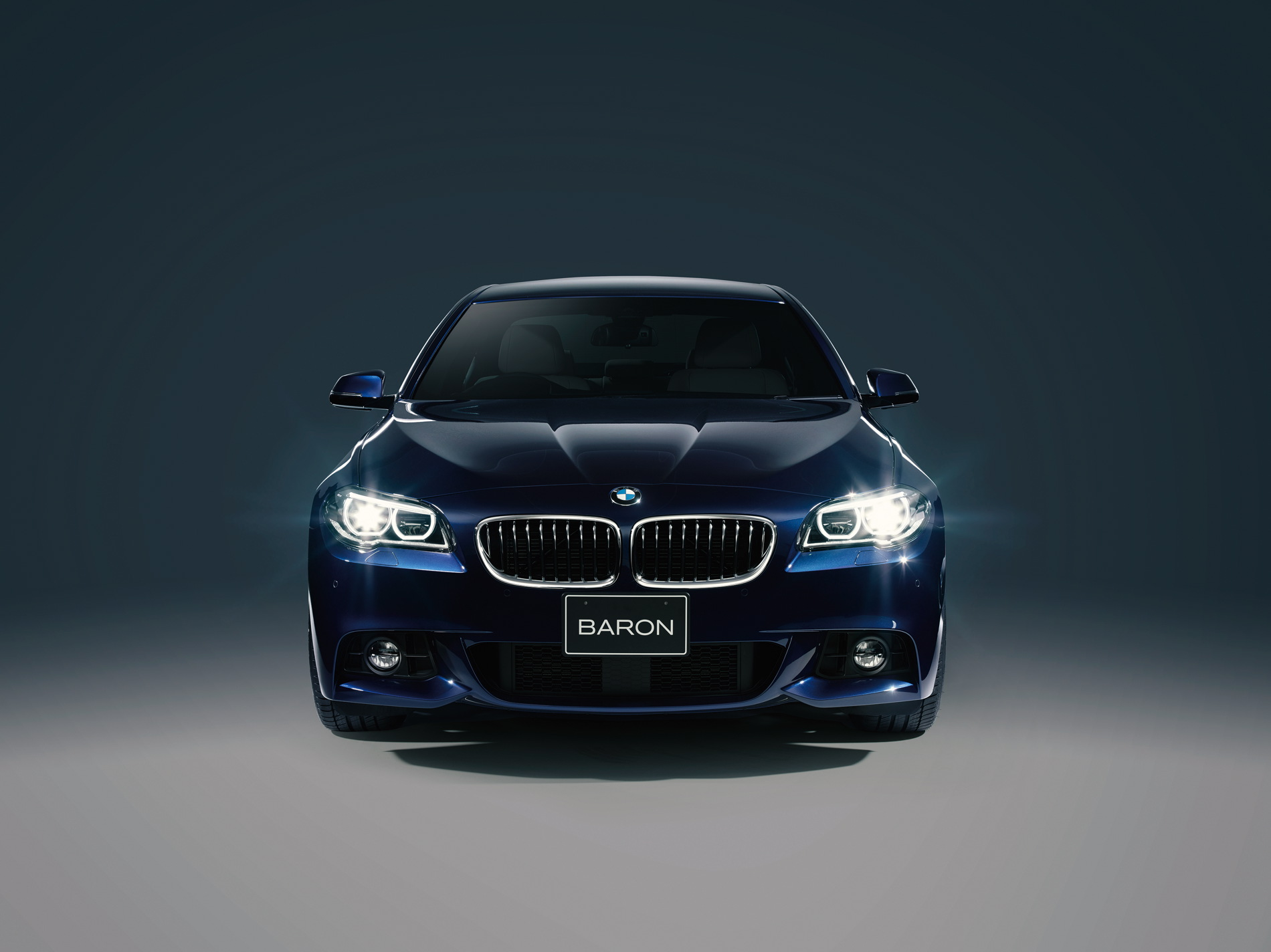 BMW 5 Series BARON 4