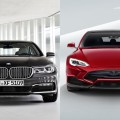 BMW 7 Series Tesla Model S 120x120