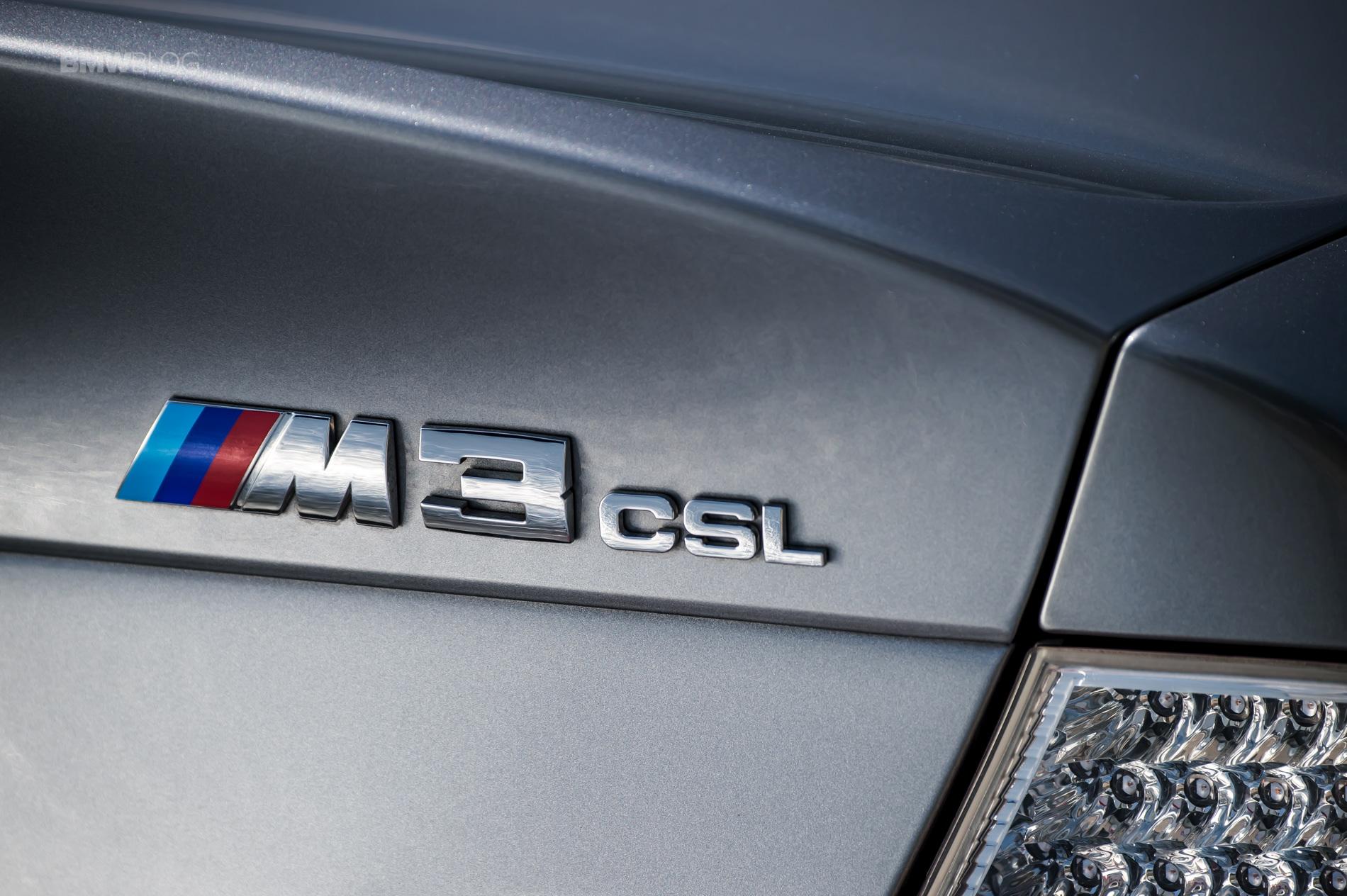 BMW E46 M3 CSL 4