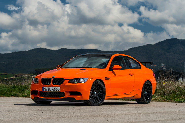 Evo Tests Bmw M3 Gts Vs Bmw M4 Gts