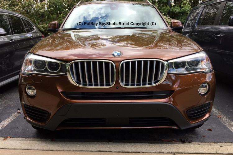 BMW F25 X3 Chestnut Bronze Metallic 12 750x500
