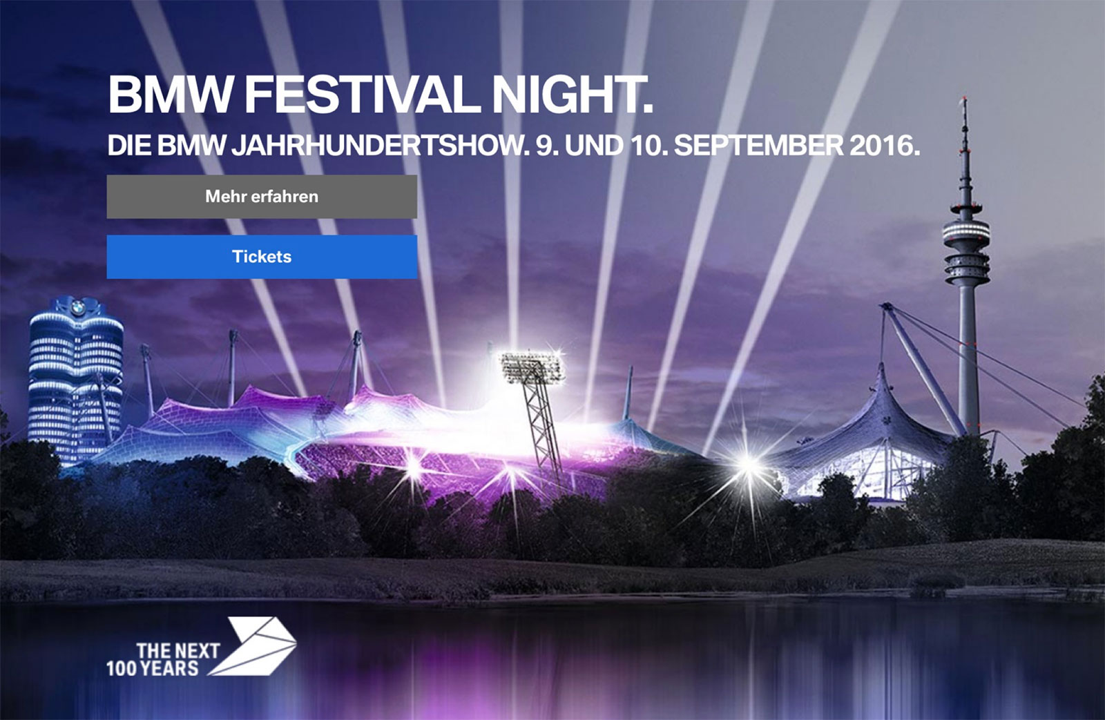 BMW Festival 100