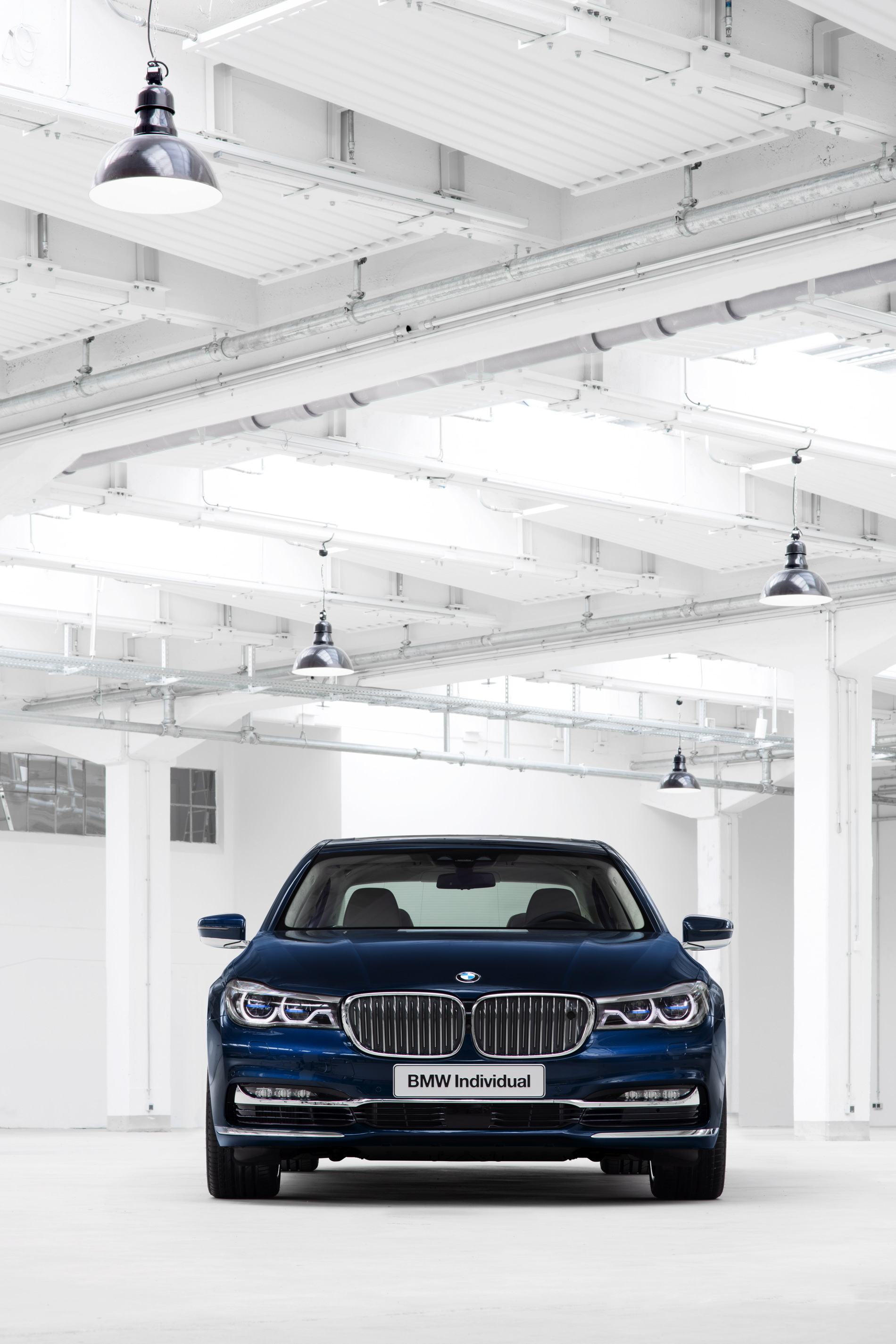 BMW Individual 7 Series THE NEXT 100 YEARS Montblanc 1
