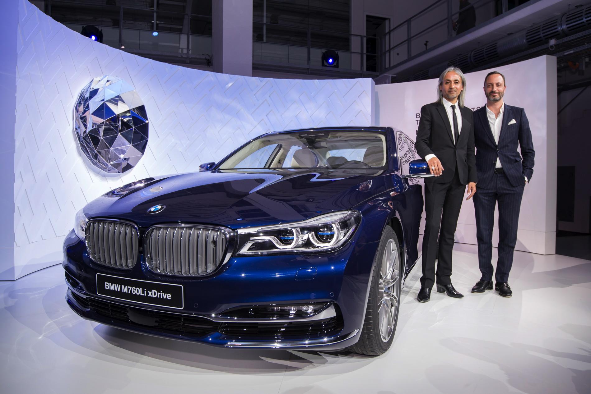 BMW Individual 4 Series meets Montblanc