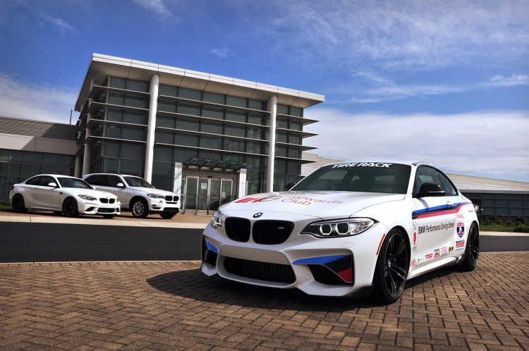 BMW M2 One Lap Day 1 750x498