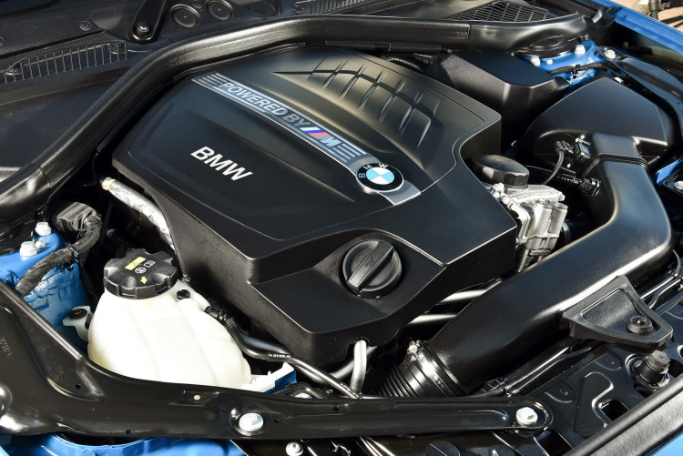 How BMW made the N55 even better for the M2