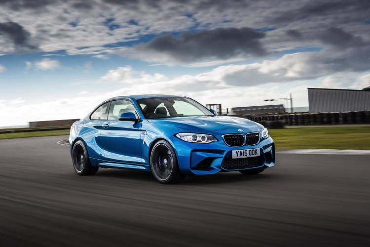 BMW M2 UK launch exterior 14 750x500