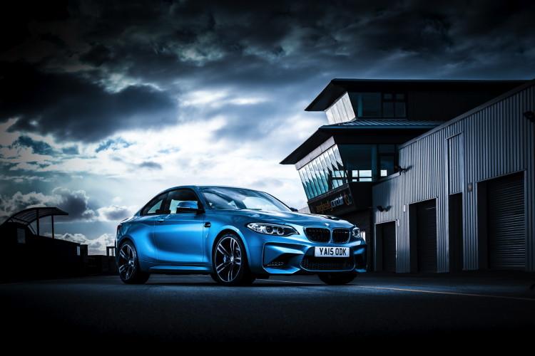 BMW M2 UK launch exterior 25 750x500