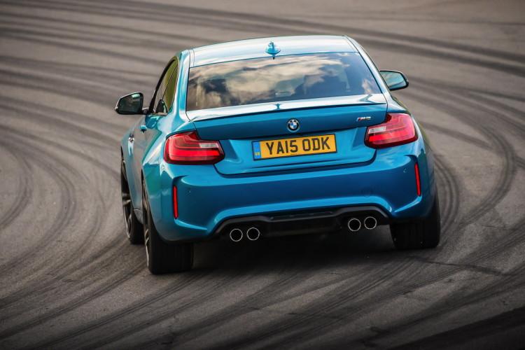 BMW M2 UK launch exterior 27 750x500