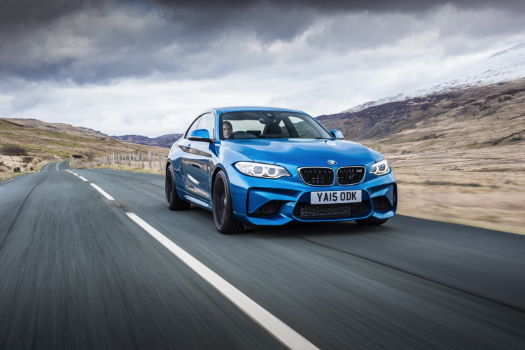 BMW M2 UK launch exterior 42 750x500