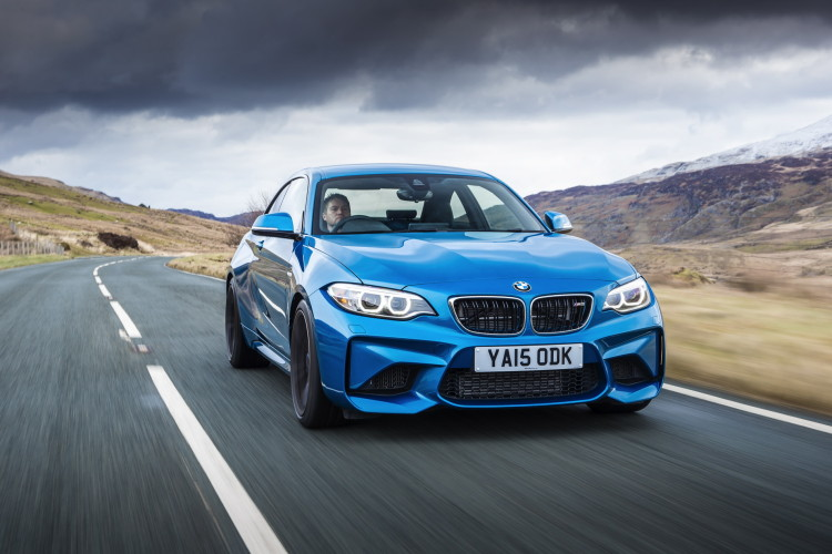 BMW M2 UK launch exterior 43 750x500