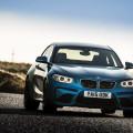 BMW M2 UK launch exterior 50 120x120
