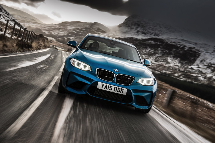 BMW M2 UK launch exterior 57 750x500