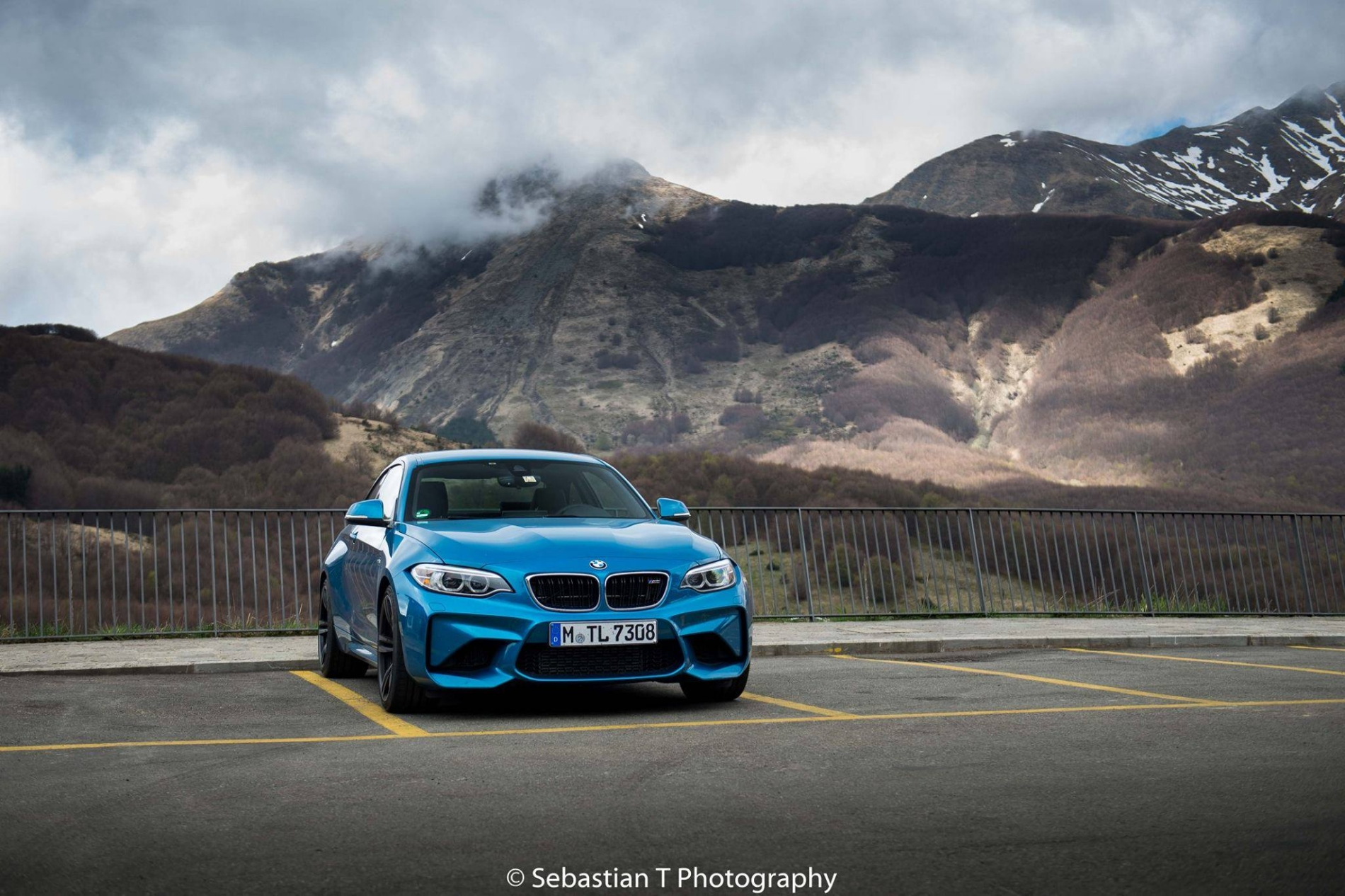 BMW M2 drive Europe 1