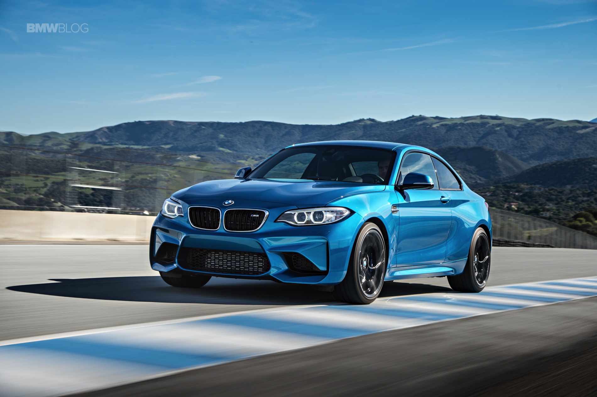 Bmw M6 Gran Coupe >> Sport auto goes back to Hockenheim with BMW M2 for a 1:12.2 lap time