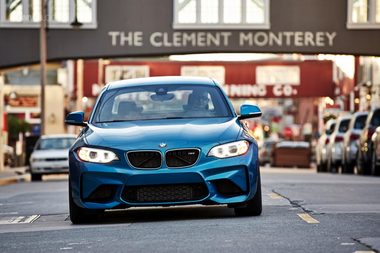 BMW M2 high quality wallpapers 156 750x500