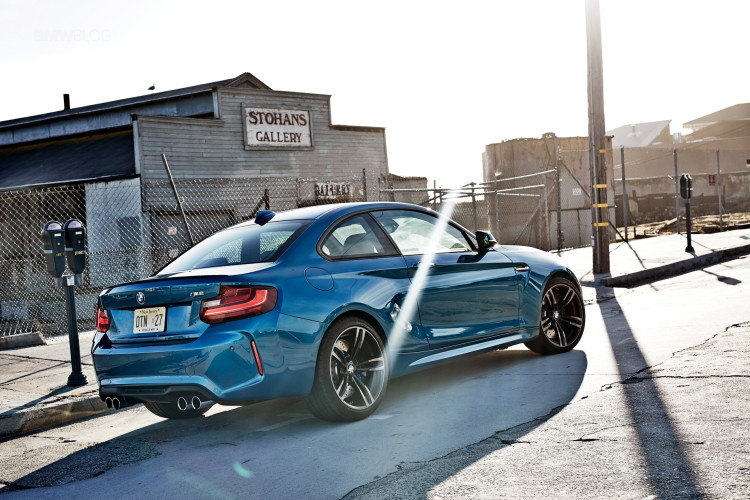 BMW M2 high quality wallpapers 173 750x500