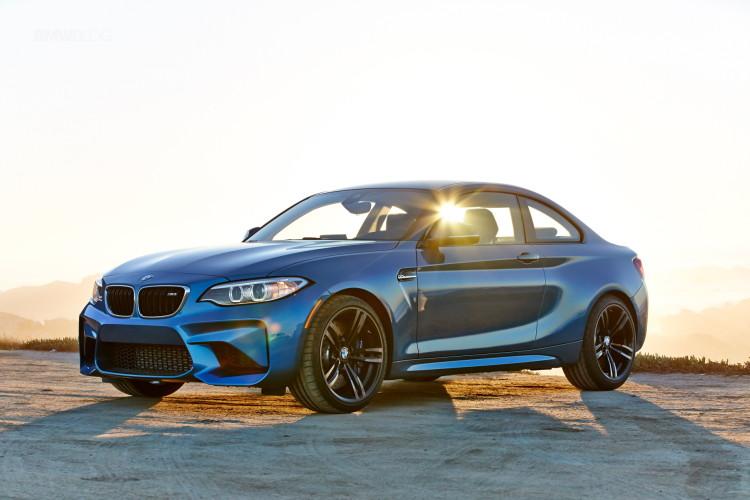 VIDEO: BMW M2 vs Audi TT RS vs Porsche Cayman S on track
