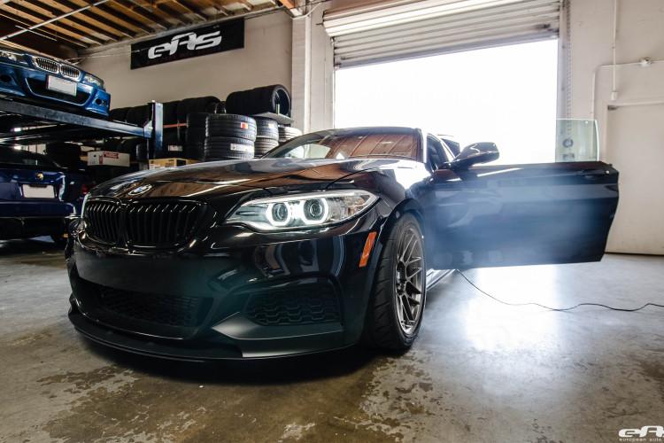 BMW M235i Build By EAS Image 1 750x500