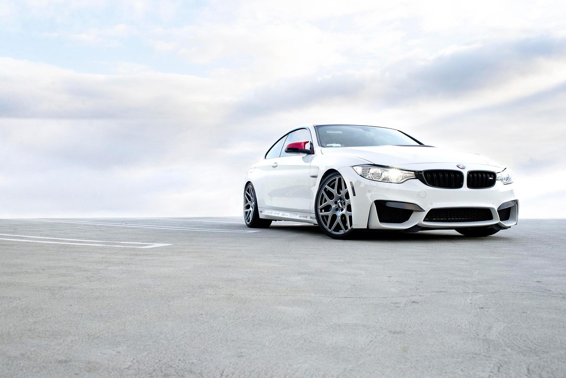 BMW M4 Fondmetal STC MS