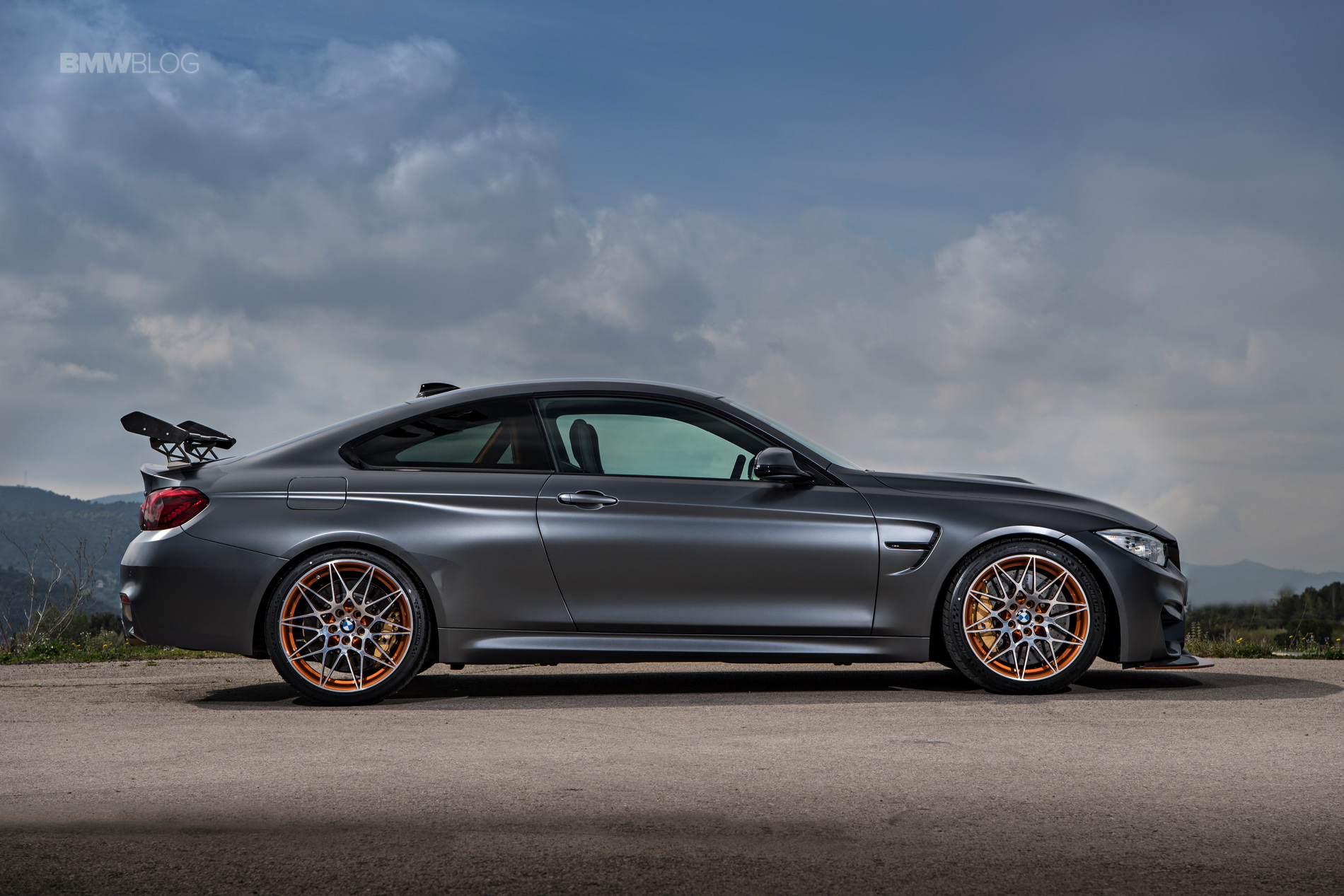 BMW M4 GTS test drive review 10