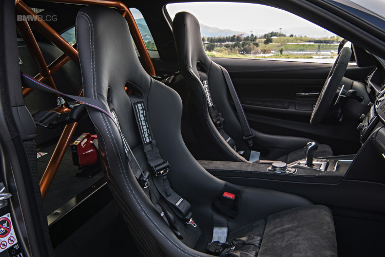 BMW M4 GTS test drive review 103 750x500