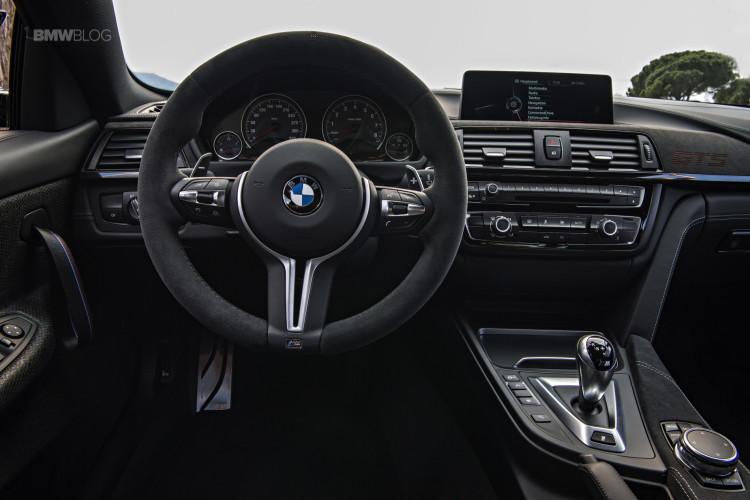 BMW M4 GTS test drive review 117 750x500