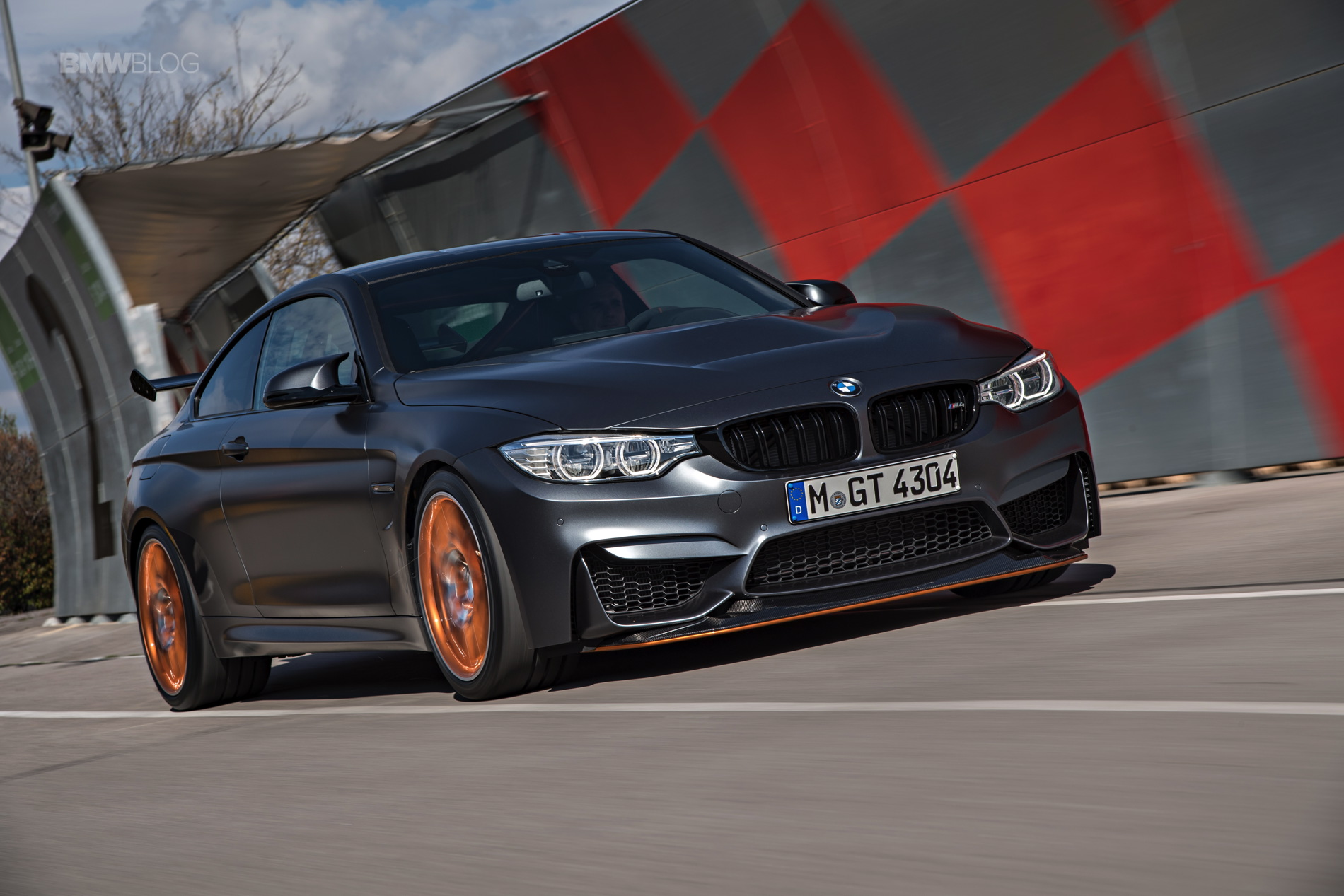 BMW M4 GTS test drive review 131
