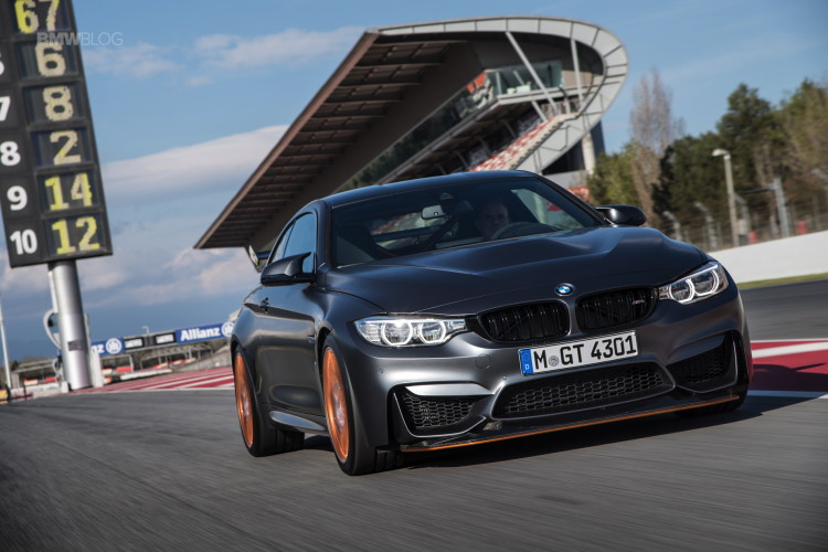 BMW M4 GTS test drive review 133 750x500