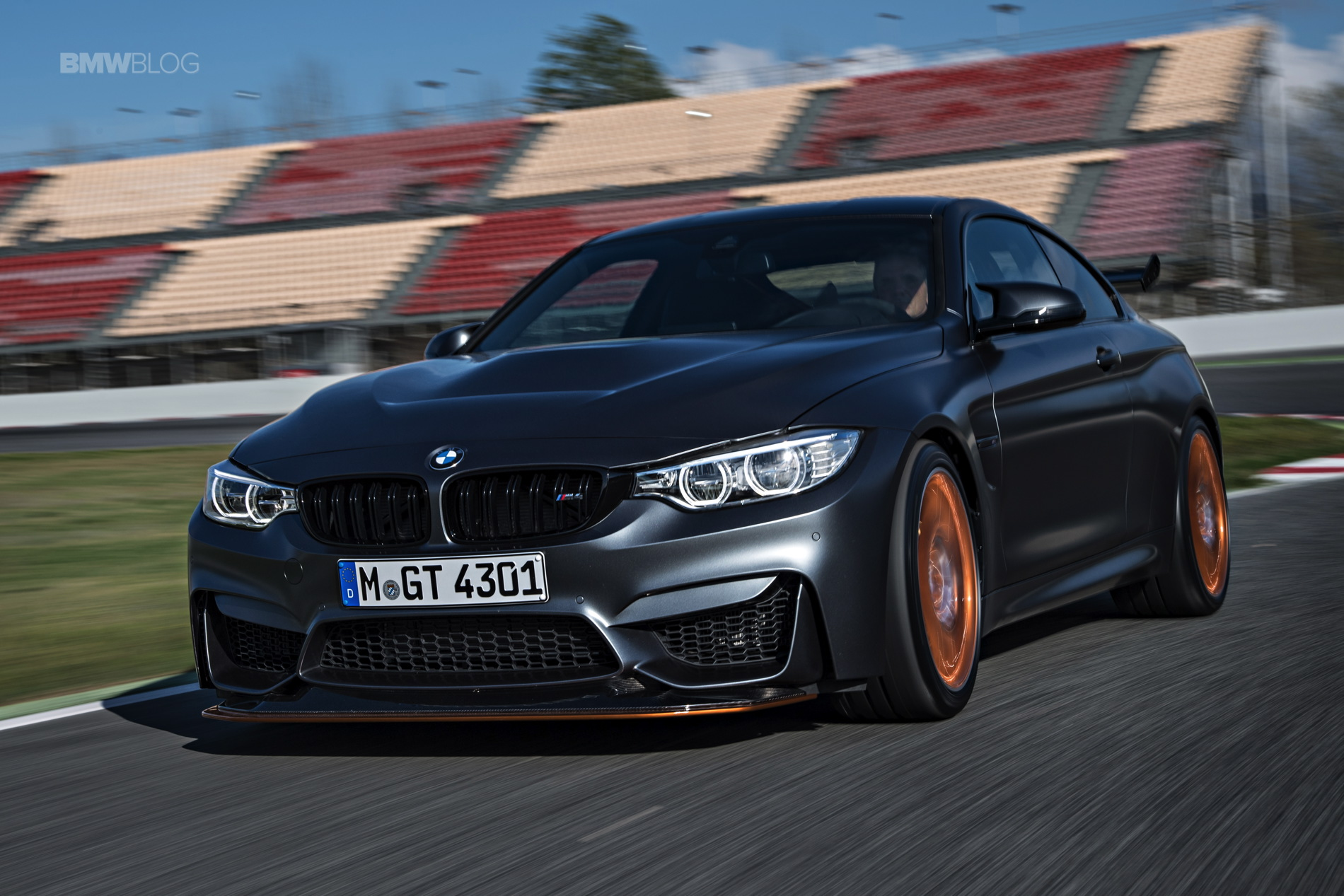 A Technical Look At The Bmw M4 Gts