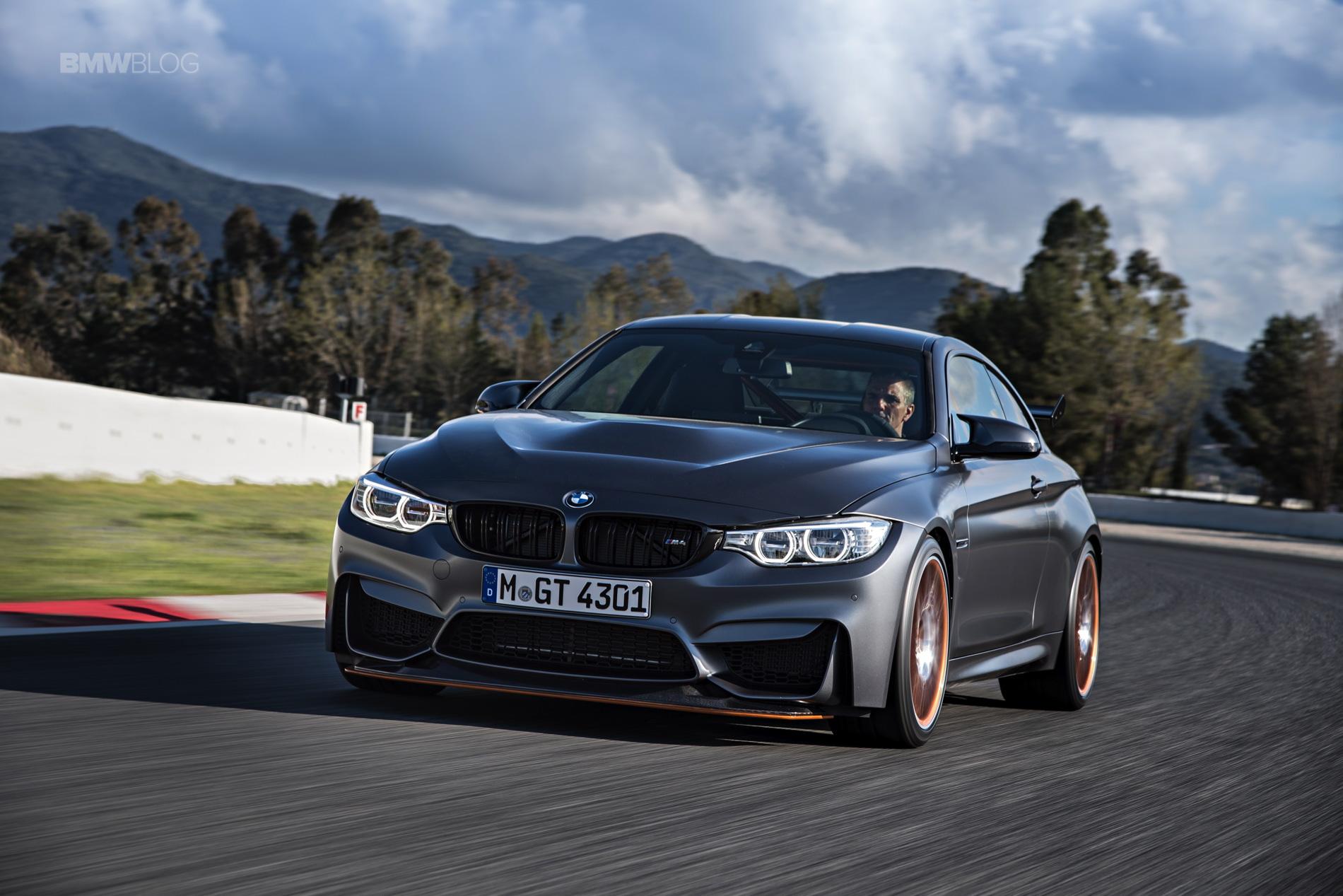 BMW M4 GTS test drive review 137