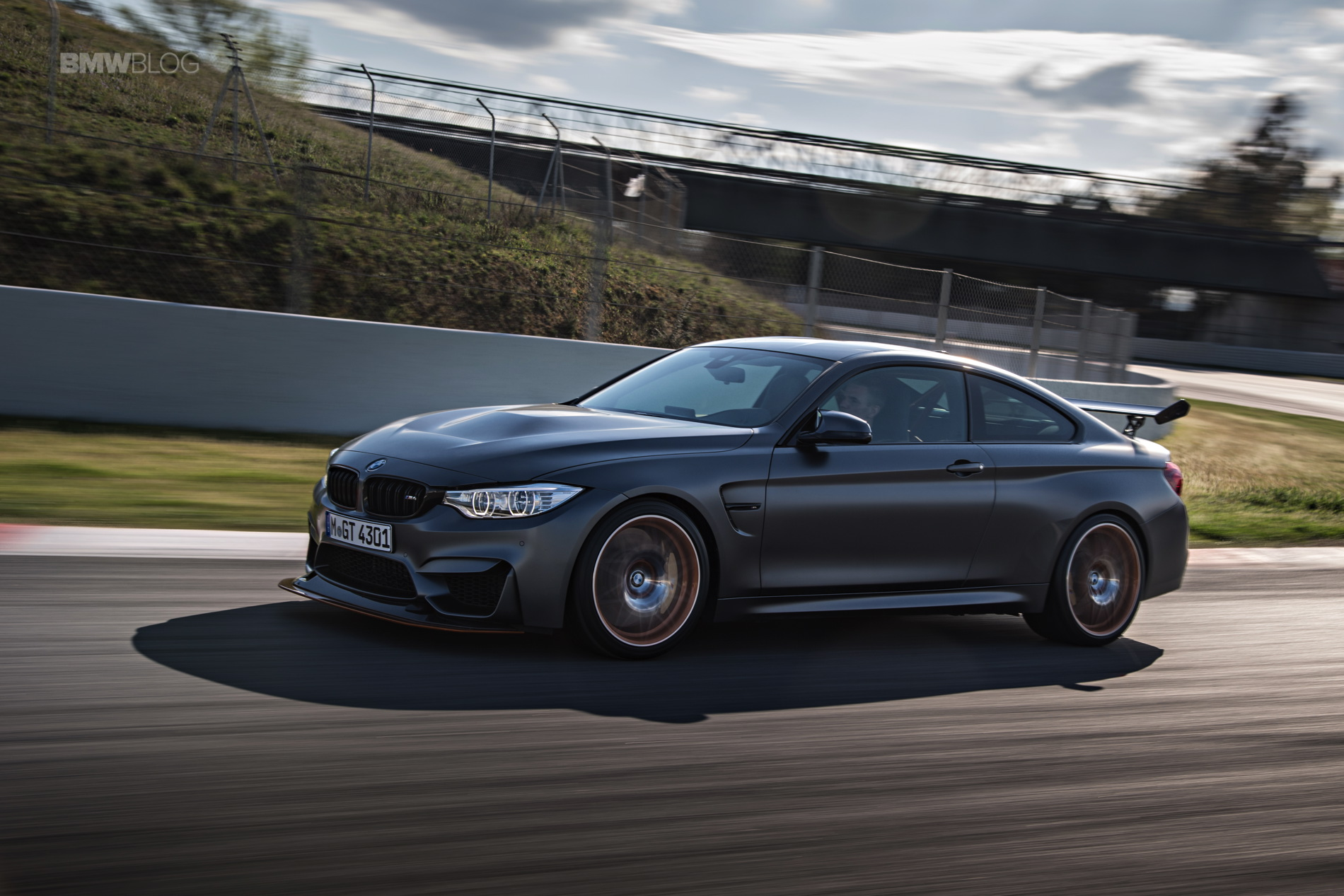 BMW M4 GTS test drive review 138