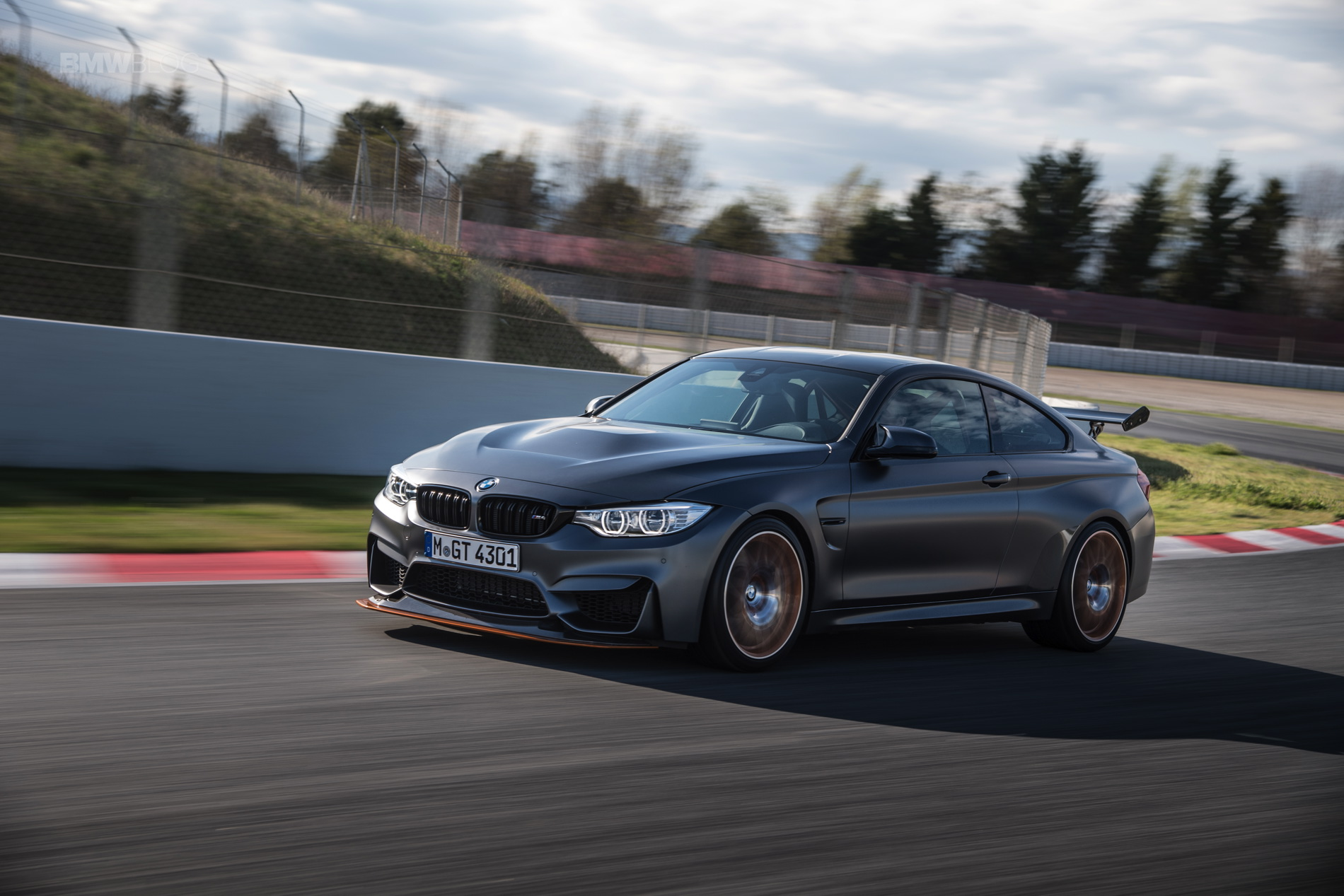 BMW M4 GTS test drive review 139