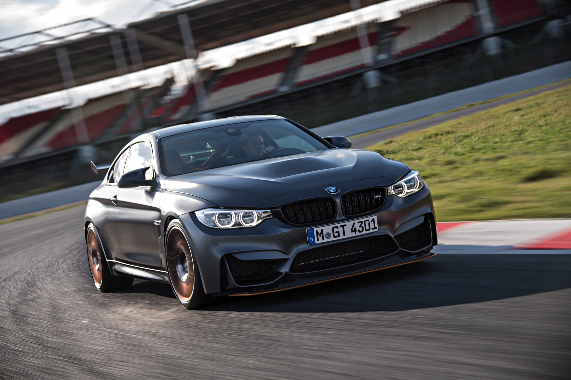 BMW M4 GTS test drive review 141