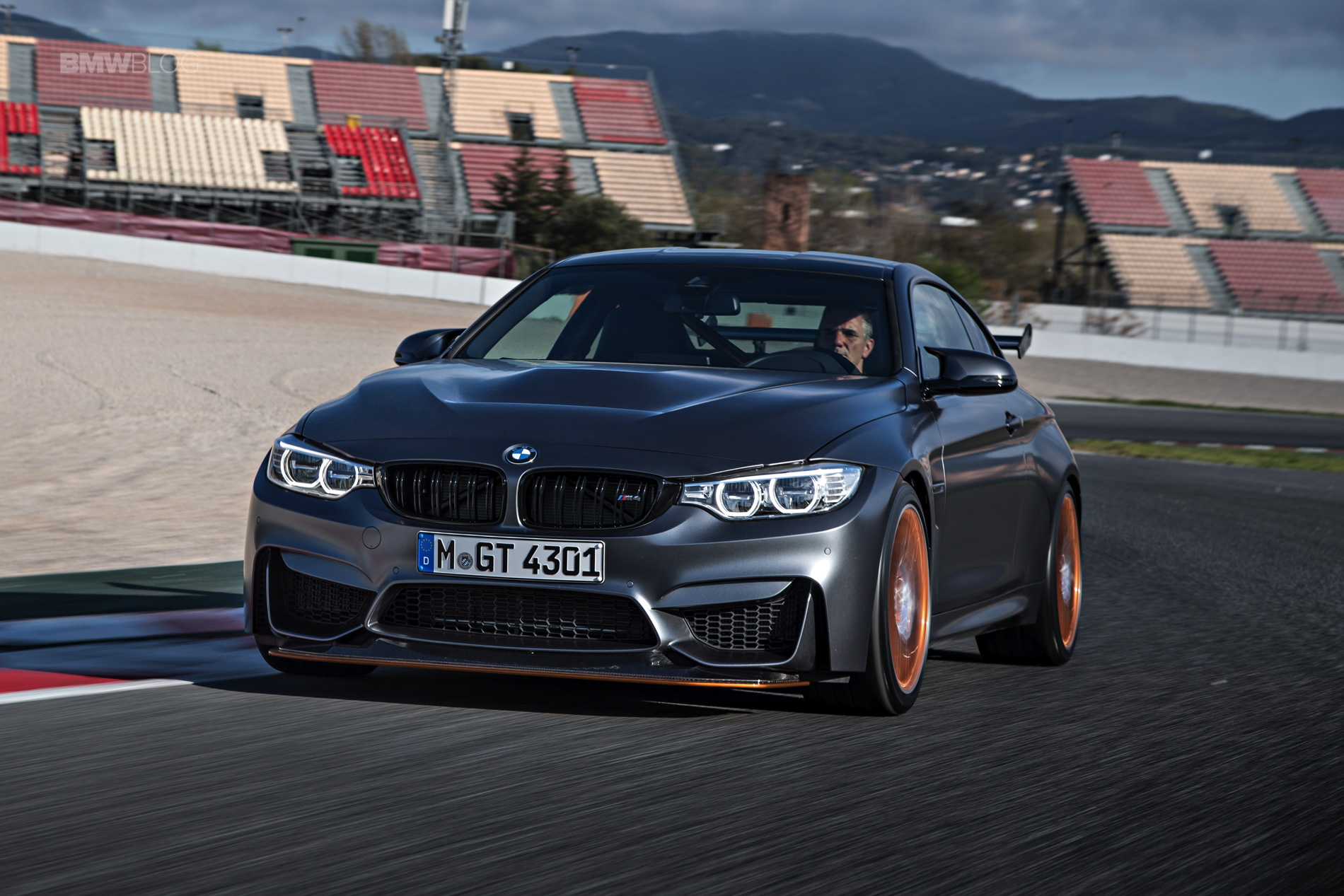 BMW M4 GTS test drive review 142