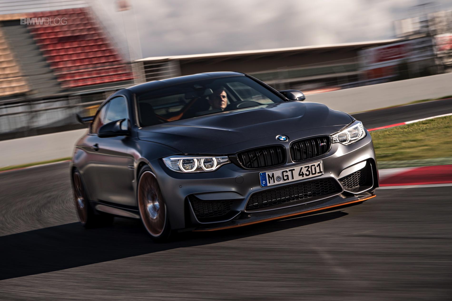 BMW M4 GTS test drive review 145
