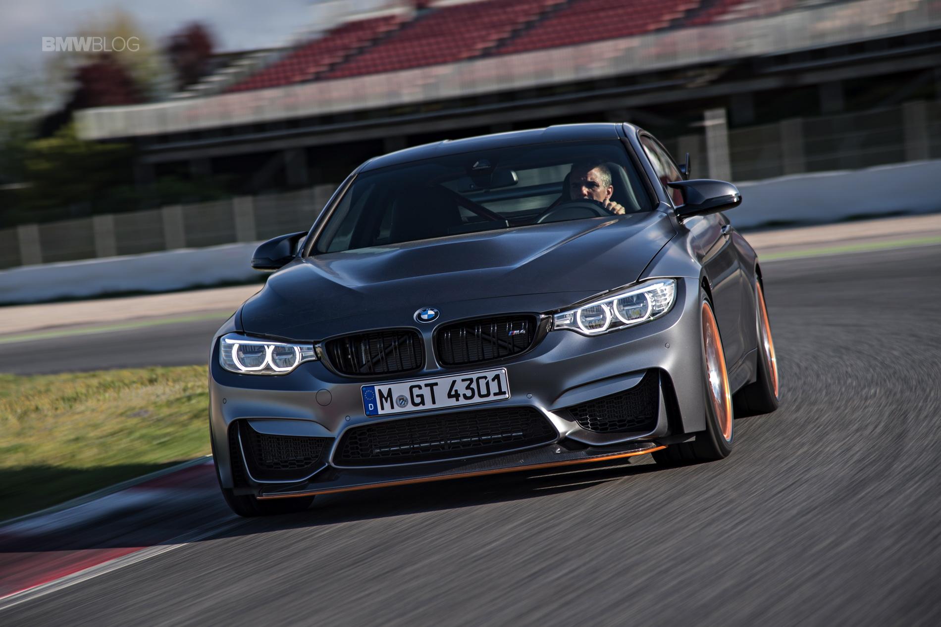 BMW M4 GTS test drive review 147