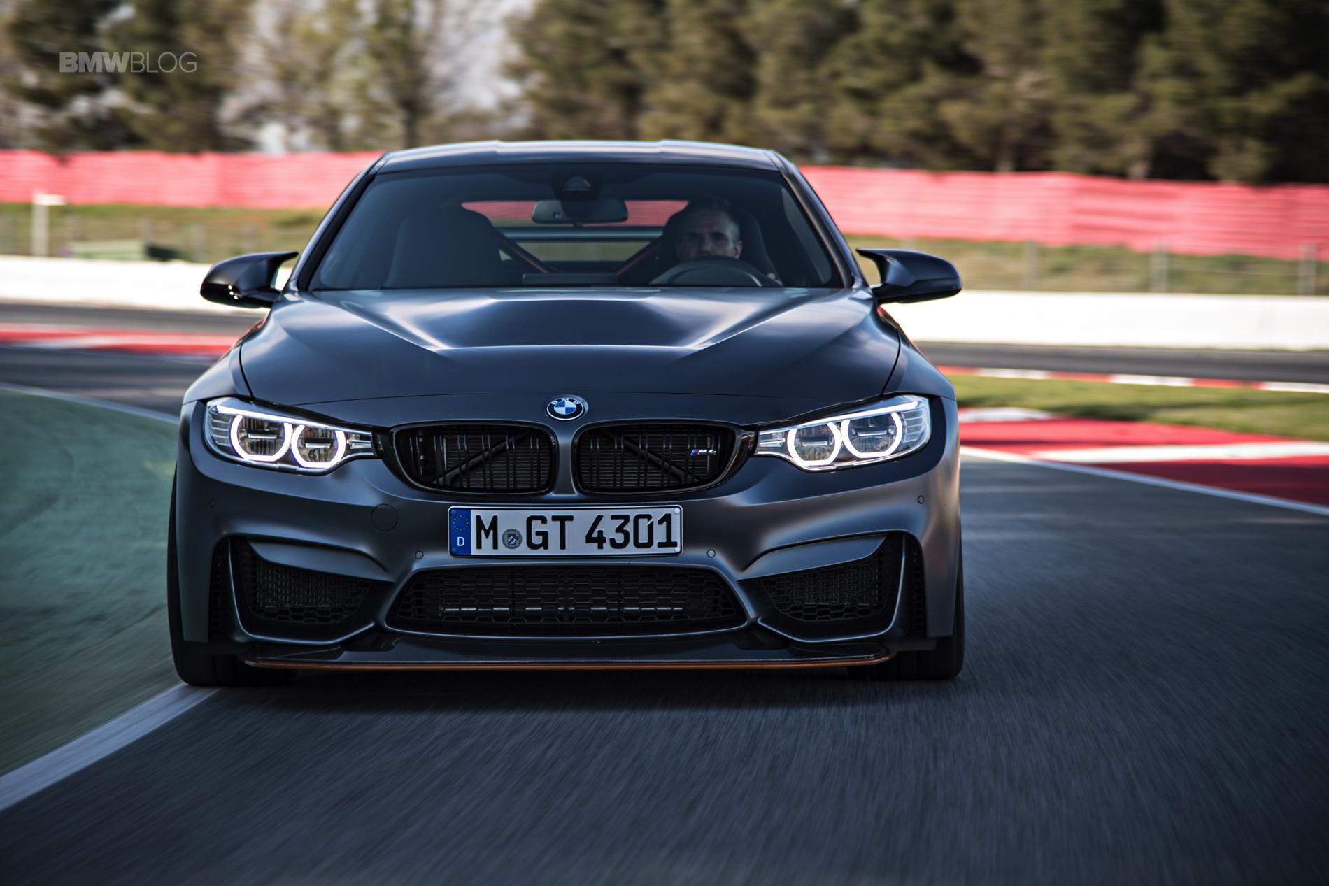 BMW M4 GTS test drive review 149